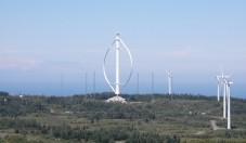 Éoliennes de Cap-Chat