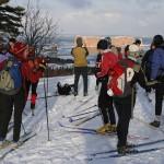 ©Traversée de la Gaspésie en ski de fond