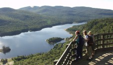 Parc national du Mont-Tremblant ©Pierre Parent