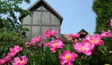 De trois rivi res jusqu 39 au lac saint jean qu becfrancexpress for Jardin scullion