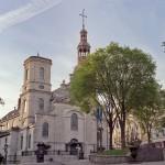 Basilique-cathédrale Notre-Dame de Québec ©Daniel Abel