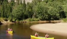 @Parc national du Mont-Tremblant