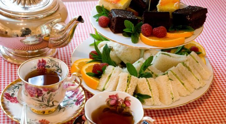 Route des thés ©Musée Uplands