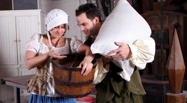 @TourismeLaurentides - Moulin-Légaré