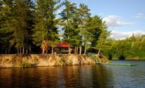 @Tourisme Laurentides - Rabaska lodge