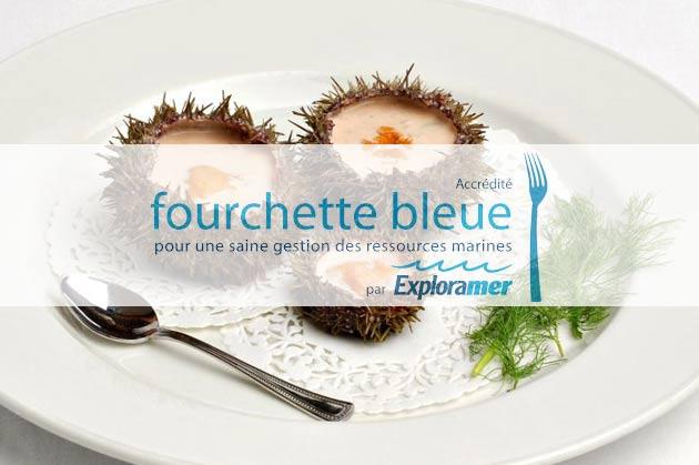 Fourchette Bleue