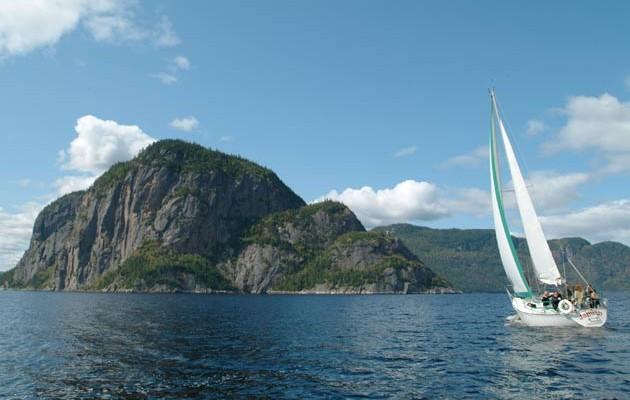 © Tourisme Saguenay-Lac-St-Jean