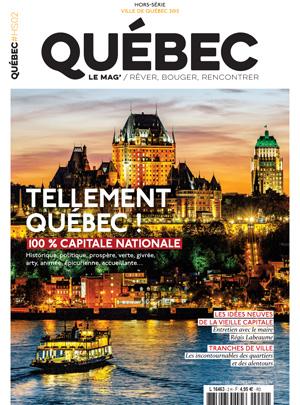 © Québec Le Mag'