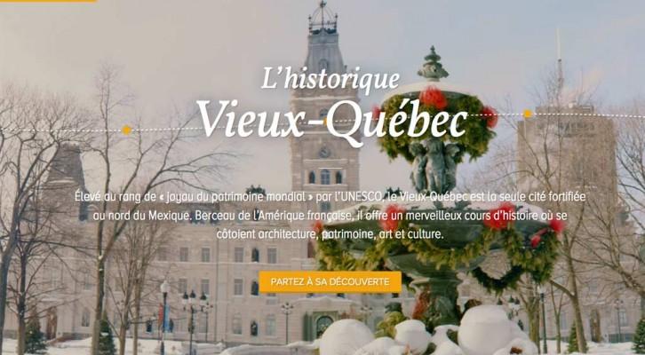 © Office du tourisme de Québec
