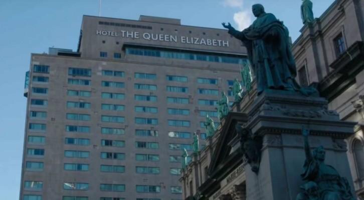 © Fairmont Le Reine Elizabeth Montréal